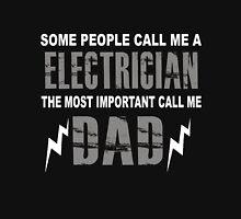 Electrician Dad Unisex T-Shirt