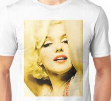 Marilyn Monroe by Frank Falcon Unisex T-Shirt