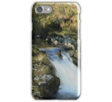 POURING IN iPhone Case/Skin