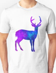 Male Deer 01 in watercolor T-Shirt