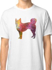 Shikoku in watercolor Classic T-Shirt