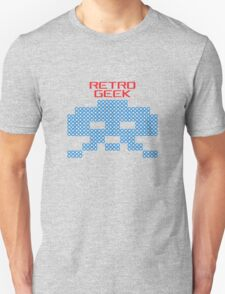 Retro Geek - Space Invaders Unisex T-Shirt