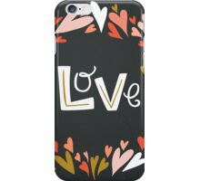 Love ♥ iPhone Case/Skin