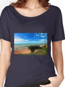 Bexhill Coastline Women's Relaxed Fit T-Shirt