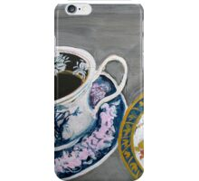 two cups iPhone Case/Skin