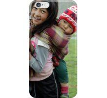 Siblings, Ladakh iPhone Case/Skin