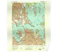 New York NY Flushing 138249 1955 24000 Poster
