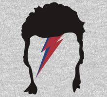 Bowie Baby Tee