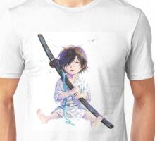 Little Samurai Unisex T-Shirt