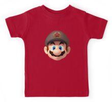 Communist Mario Soviet Kids Tee