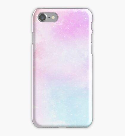 Magical Pastel Galaxy iPhone Case/Skin