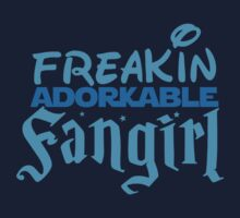 Freakin ADORKABLE fangirl One Piece - Short Sleeve