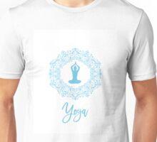Yoga Amazing decor A Unisex T-Shirt