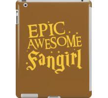 EPIC AWESOME FANGIRL iPad Case/Skin