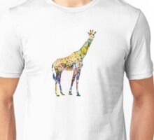 EDM Giraffe Unisex T-Shirt