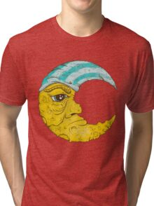 Old Man Moon Tri-blend T-Shirt