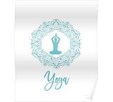 Yoga Indie Poster