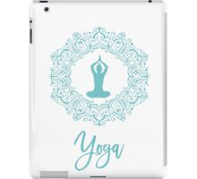 Yoga Indie iPad Case/Skin