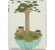 Totara House - Small Worlds iPad Case/Skin