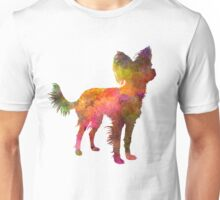 Russian Toy 02 in watercolor Unisex T-Shirt