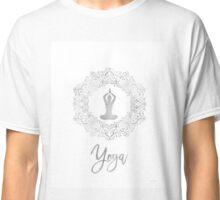 Yoga Silver book Classic T-Shirt