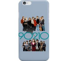 90210-two generations iPhone Case/Skin