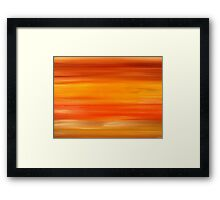ABSTRACT 440 Framed Print