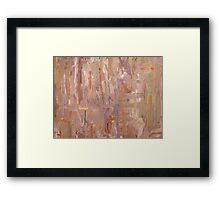 ABSTRACT 422 Framed Print