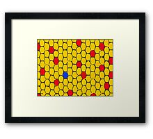 ABSTRACT 746 Framed Print