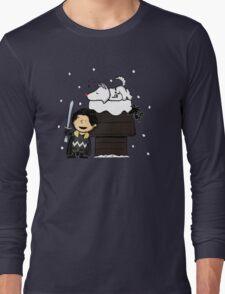 Snow Peanuts Long Sleeve T-Shirt
