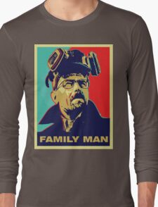 "Breaking Bad: Walter White ""Family Man"" Long Sleeve T-Shirt"