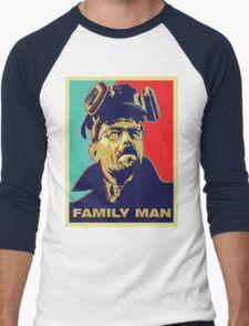 """Breaking Bad: Walter White """"Family Man"""" Men's Baseball ¾ T-Shirt"""
