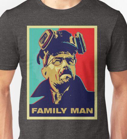 "Breaking Bad: Walter White ""Family Man"" Unisex T-Shirt"