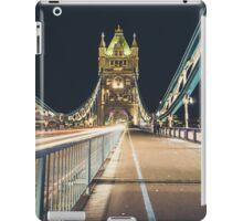Tower Bridge 1 iPad Case/Skin