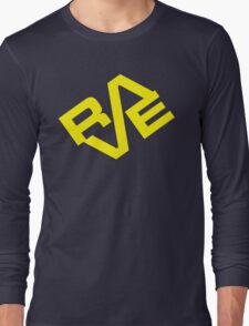 Rave Music Quote Long Sleeve T-Shirt