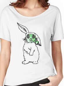Gas Rabbit Women's Relaxed Fit T-Shirt