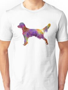 French Spaniel in watercolor Unisex T-Shirt