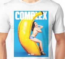 COMPLEX DEMI LOVATO BANANAS by safma Unisex T-Shirt