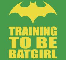 Training To Be Batgirl Baby Tee
