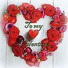 To my Valentine by ©The Creative  Minds