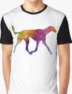 Saluki in watercolor Graphic T-Shirt