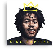 Capital Steez 1 Canvas Print
