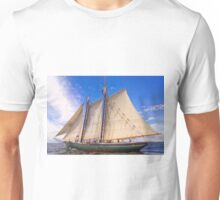Sailing With The Lettie Unisex T-Shirt