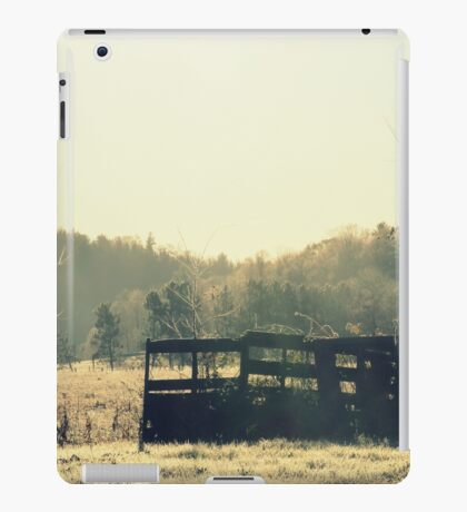 Country side iPad Case/Skin