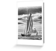 Oceanic Bliss Greeting Card