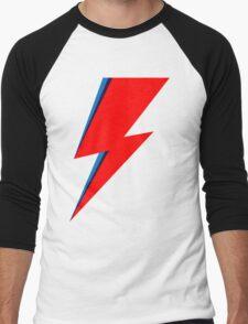 Aladdin Sane Men's Baseball ¾ T-Shirt