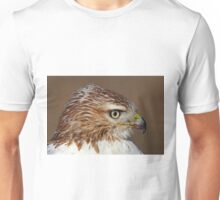 Red-tailed Hawk Portrait T-Shirt