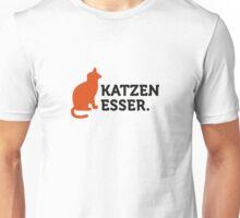 Macho Quotes: I eat cats! Unisex T-Shirt