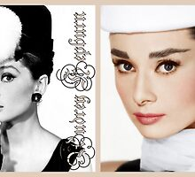 Audrey in hats by ©The Creative  Minds