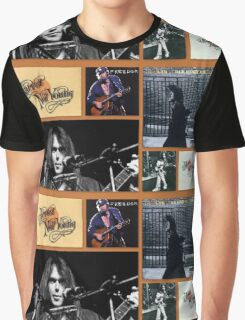 Tribute to Neil Graphic T-Shirt